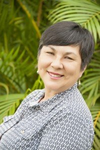 Dania Katz, Publisher edible Hawaiian Islands Magazine