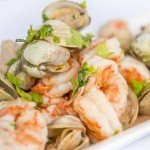 Recipe Wave:  Kauai Shrimp, Clams, and Fresh Island Fish in Thai Coconut Broth