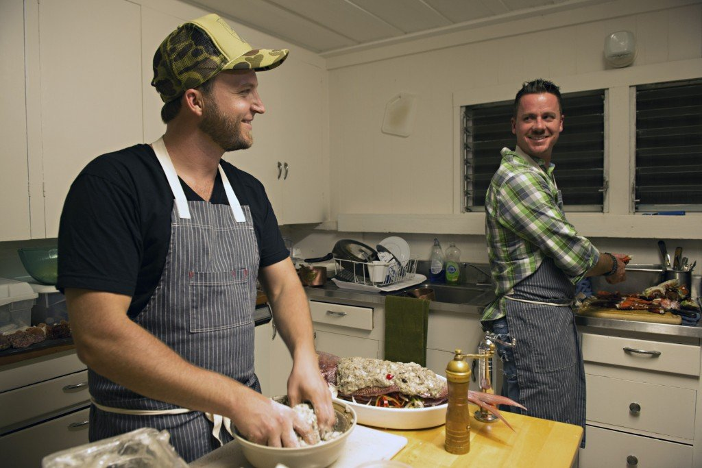 The Hunter, The Chef on www.Ediblehi.com