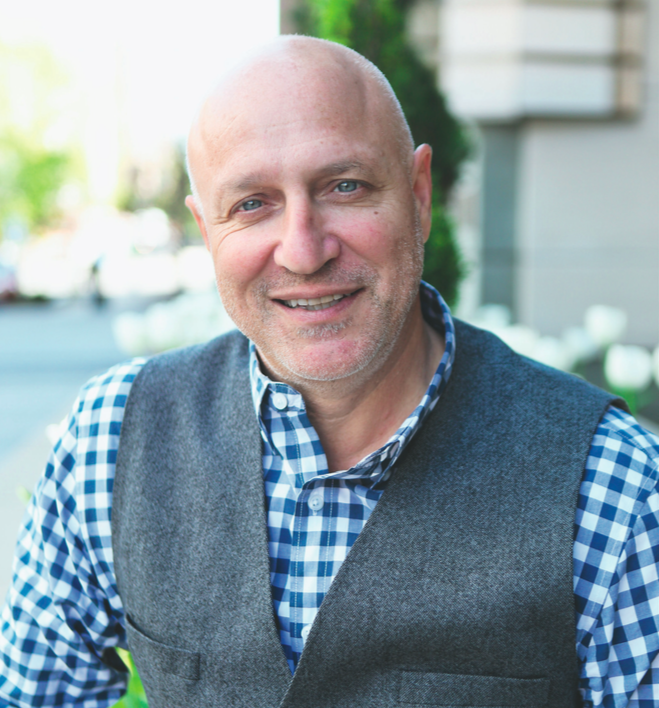 Chef Tom Colicchio Goes To Washington