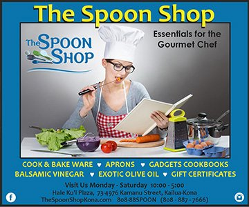 The Spoon Shop - Essentials for the Gourmet Chef