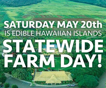 Hawaii Farm Day 2017