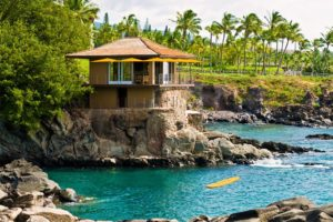 Champagne Hale at Cliff House @ Montage Kapalua Bay- Maui | Lahaina | Hawaii | United States