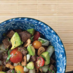 Avocado Steak Poke