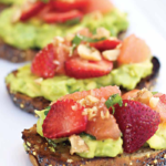 Avocado FruitToast