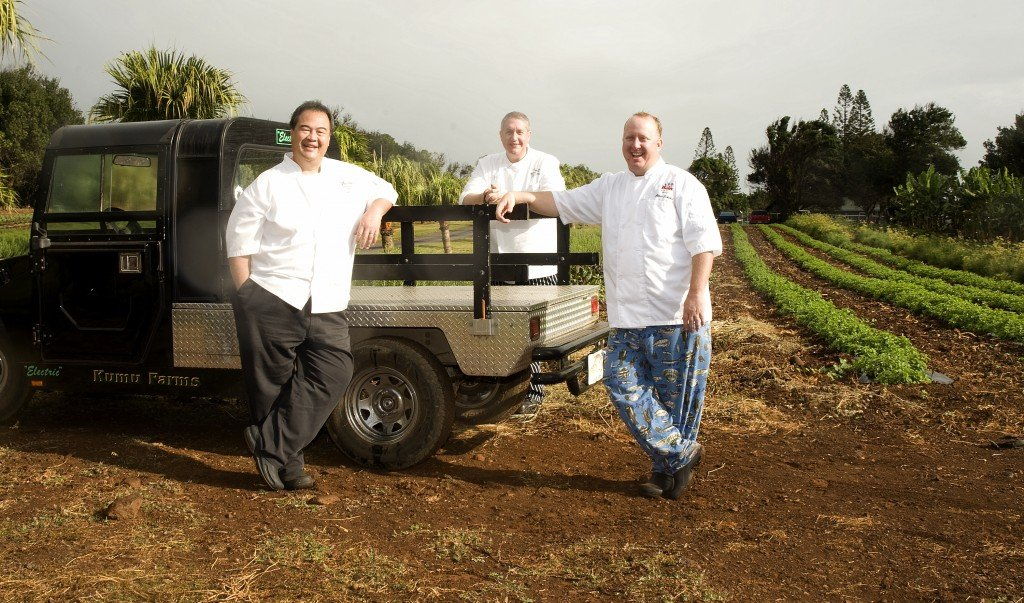 The Chefs behind Localicious